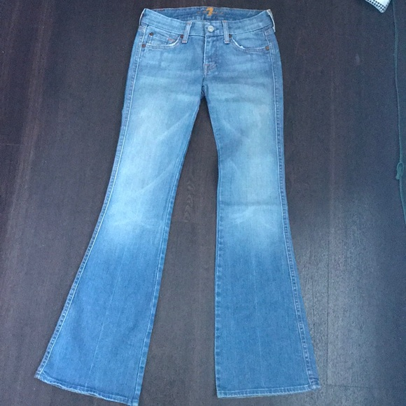 7 For All Mankind Denim - 7 For All Man Kind Flare Jeans